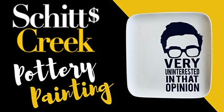 Schitt's Creek Pottery Painting at Grandma's House Brewery tickets