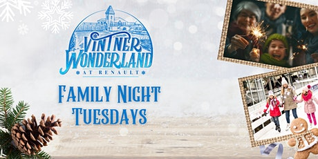 Family Night Skating at Vintner Wonderland tickets