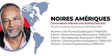 Noires Amériques : Chloé Savoie-Bernard tickets