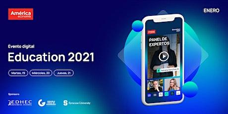 Education 2021 entradas