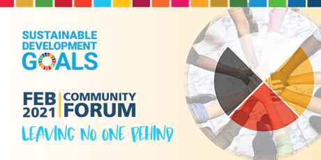 Leaving No One Behind: Advancing the SDGs in Nogojiwanong/Peterborough tickets