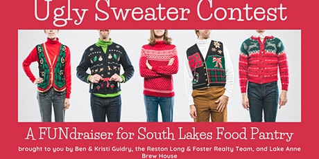 Post-Holiday Ugly Sweater Fundraiser Party tickets