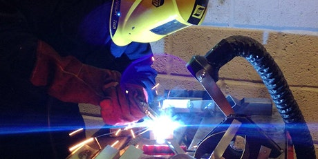 Introductory Welding for Artists (Mon 14 June - Morning) tickets