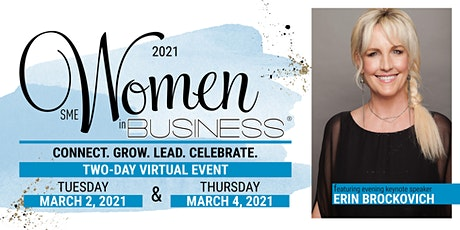 SME Women in Business Two Day Virtual Event tickets
