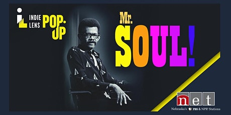 Mr. SOUL! FREE Online Screening and Discussion tickets