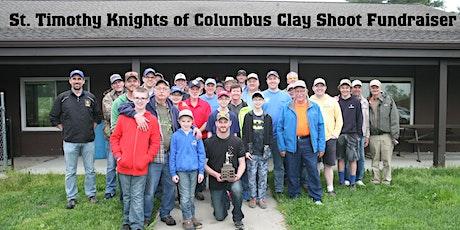 KofC Clay Shoot Fundraiser 2021 tickets