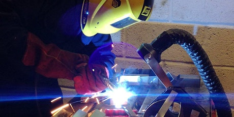 Introductory Welding for Artists (Mon 14 June 2021 - Afternoon) tickets