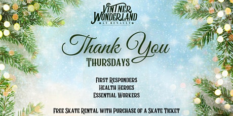 Ice Skating Sessions at Vintner Wonderland at Renault Winery tickets