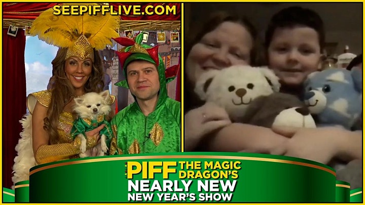Piff the Magic Zoom Show: Soup or Bowl Spectacular image