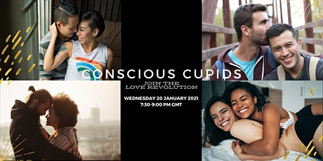 Conscious Cupids presents a Love Revolution (all are welcome!) tickets