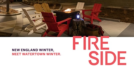 Friday Fire Side Hangout tickets