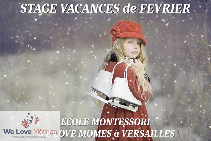 Image pour STAGE ANGLAIS/MONTESSORI WE LOVE MÔMES VERSAILLES
