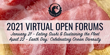 Red's Best Virtual Open Forum: Dive into New England's Seafood Supply Chain tickets