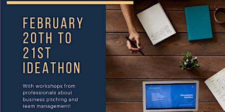 Inventavation's Ideathon tickets