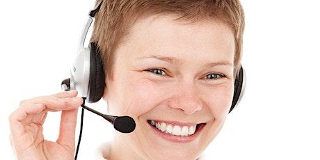 Online-Fortbildung: An der Rezeption arbeiten - unter Druck! Tickets