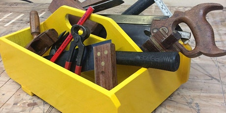 Get Handy - Woodwork  (Tues 24 August  2021) tickets