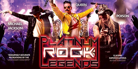 Saturday Night Free For All: Platinum Rock Legends tickets