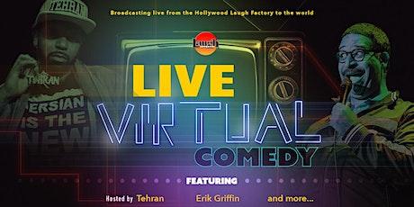 Laugh Factory Presents Tehran's BDAY BASH!!! tickets