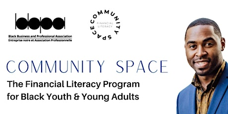 Community Space - The Financial Literacy Program for the Black Community tickets