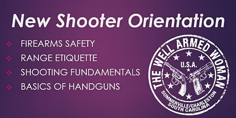 New Shooter Orientation for Women tickets