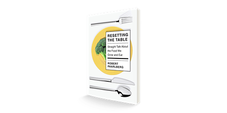 Book Launch - Resetting the Table tickets