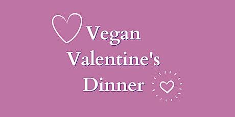 Vegan Valentine's Dinner tickets
