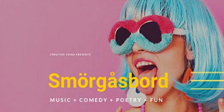 Smörgåsbord Open Mic Night (Jacksonville, FL) tickets