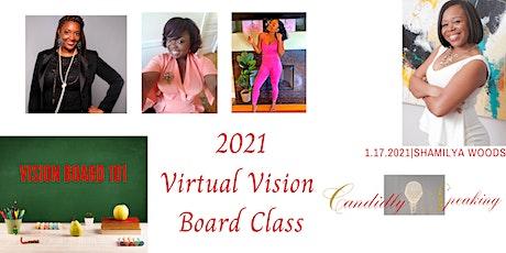 Vision Board 101 tickets