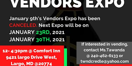 Buy Black By Black Vendors Expo tickets