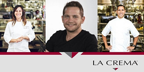 La Crema February Sips and Tips tickets