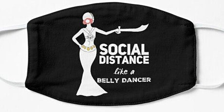 Socially Distanced Belly Dance with Andromeda tickets