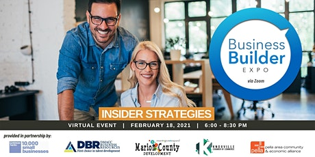 2021 Business Builder Expo tickets