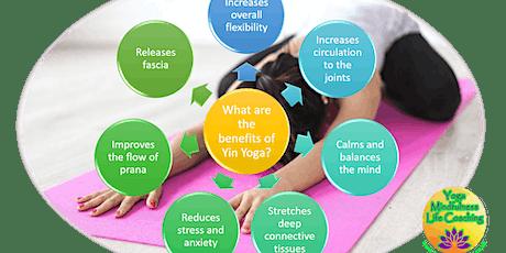 Yin Yoga (Sundays) tickets