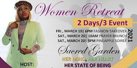 Sacred Garden Woman's Retreat tickets
