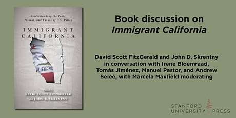 Book discussion on Immigrant California tickets