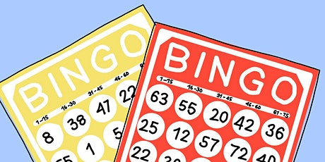 USO Fort Stewart Virtual Bingo tickets