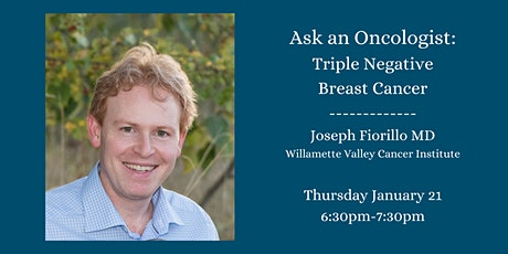 Virtual Event: Ask an Oncologist: Triple Negative Breast Cancer tickets