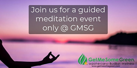 Monthly Guided Meditation tickets