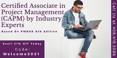 CAPM Certification Training in Calgary tickets