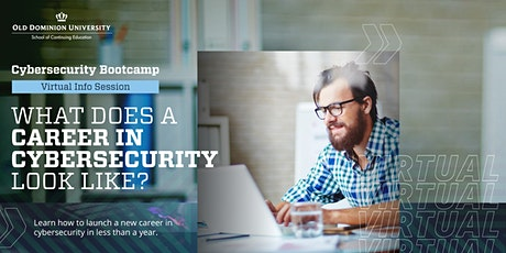 What Does  a Career In Cybersecurity Look Like? | Virtual Info Session tickets