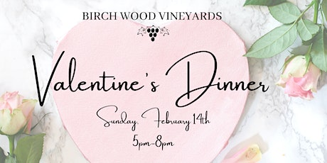 Valentine's Dinner tickets
