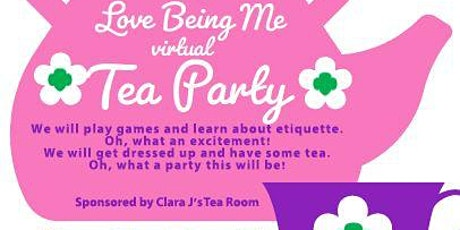 Love Being Me Tea Party tickets