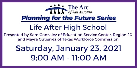 Planning for the Future Series -  Life After High School tickets