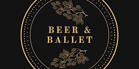Beer and Ballet Merchandise tickets