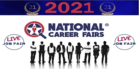 ORLANDO LIVE CAREER FAIR AND JOB FAIR - March 25, 2021 tickets