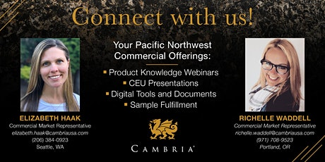Cambria presents:  Practically Optimistic CEU tickets