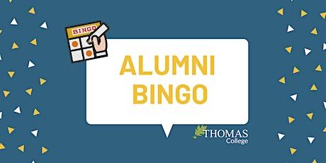 Thomas College Alumni Bingo - Virtual tickets