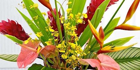 Tropical Backyard Florist tickets