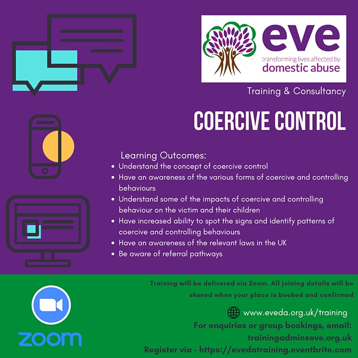 Coercive Control image