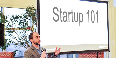 Startup 101: Corporate VC 101 tickets